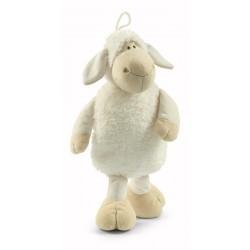Wärmeflasche Schaf weiss figürlich 500ml