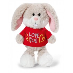"Hase mit T-Shirt ""Love you"""