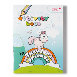 Theodor and Friends Activity Buch, DIN A4