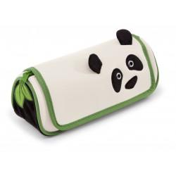 Mäppchen Panda Yaa Boo, 19 x 7 x 7cm
