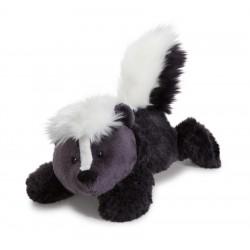 Kuscheltier Stinktier Steve liegend, 20 cm
