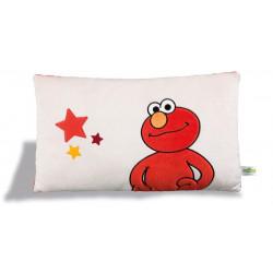 Rechteckiges Kissen Sesamstrasse mit dem Monster Elmo