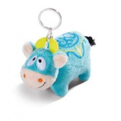 Schlüsselanhänger Kuh Moh 10 cm