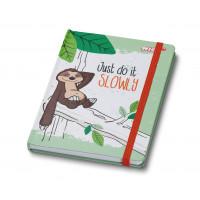 Notizbuch mit Hardcover Hang Gang