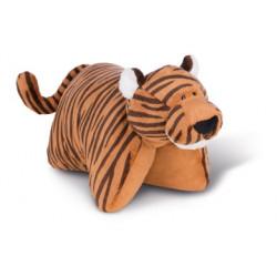 Kuscheltierkissen Tiger Balikou 40x30cm