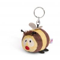 Schlüsselanhänger Biene 8cm