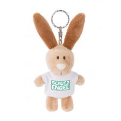 """Schlüsselanhänger Hase """"Schutzengel"""" 10cm"""