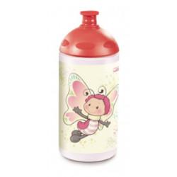 Trinkflasche Esel und Schmetterling, 0,5l