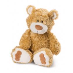 Kuscheltier Bär goldbraun, 50cm