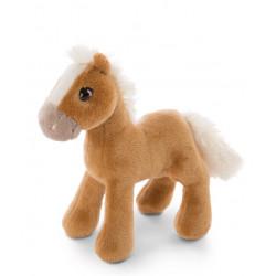 Stehendes Kuscheltier Pony Lorenzo, 16cm